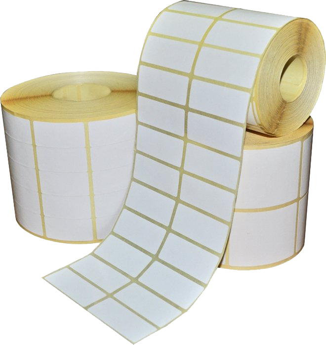 Roll Barcode Labels